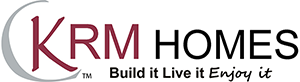 KRM Homes Logo